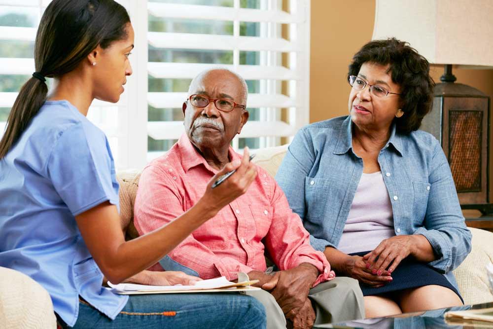 guardian angel home health agency inc medical social worker