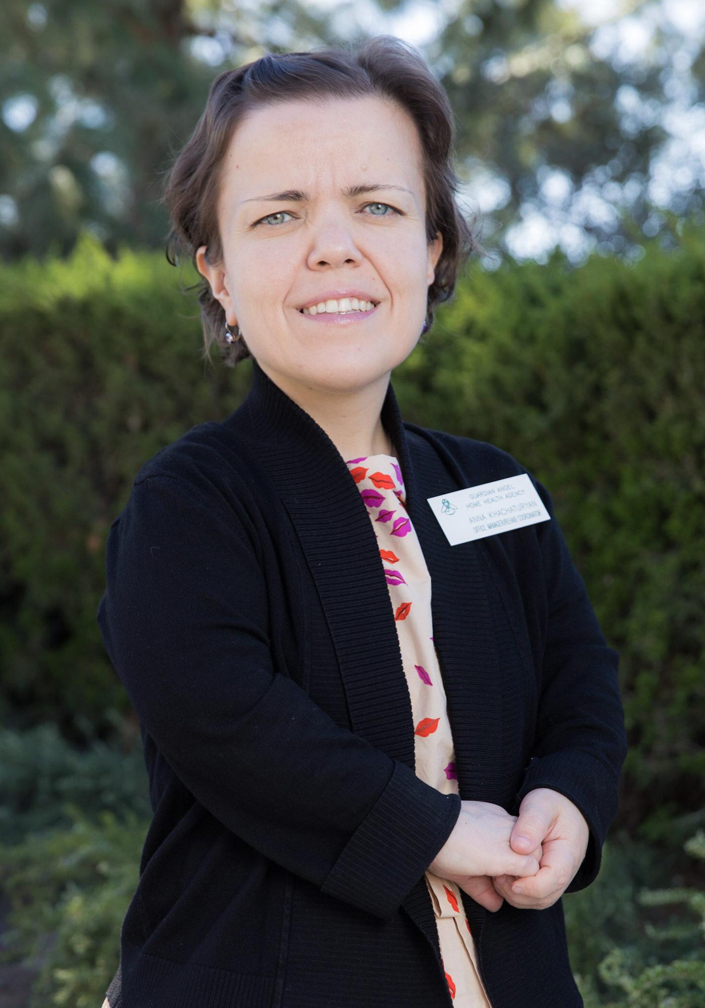 Anna Khachaturyan Office Manager & Intake Coordinator